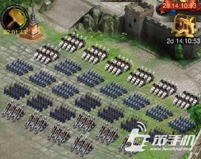 《列王的纷争》兵种训练需要注意什么