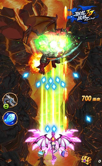 《驯龙战机3D》精英6-8关卡怎么通关 BOSS邪龙朗克打法攻略