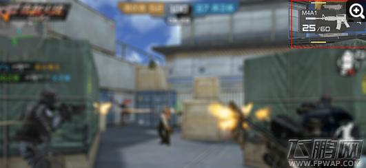 CF手游《穿越火线:枪战王者》怎么换枪 切枪方法
