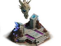 《列王的纷争》巨龙战役玩法中传送点建筑有什么用