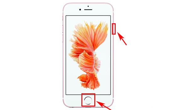 苹果iPhone7怎么截图