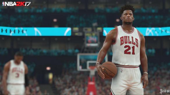 《NBA 2K17》中如何抛投