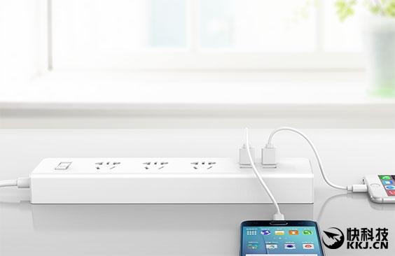 """网易也开始卖插座了:号称""""用不坏的插线板"""",终身包换"""