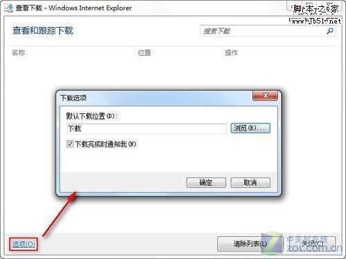 使下载更方便!IE9整合下载管理员