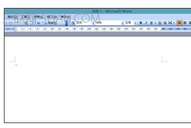 怎么设置word默认保存格式?