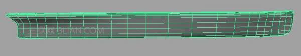 泰坦尼克号怎么做成3d?附maya建模过程