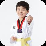 儿童跆拳道
