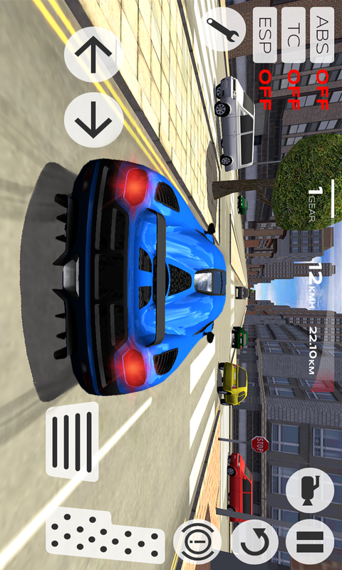赛车驾驶模拟软件截图2