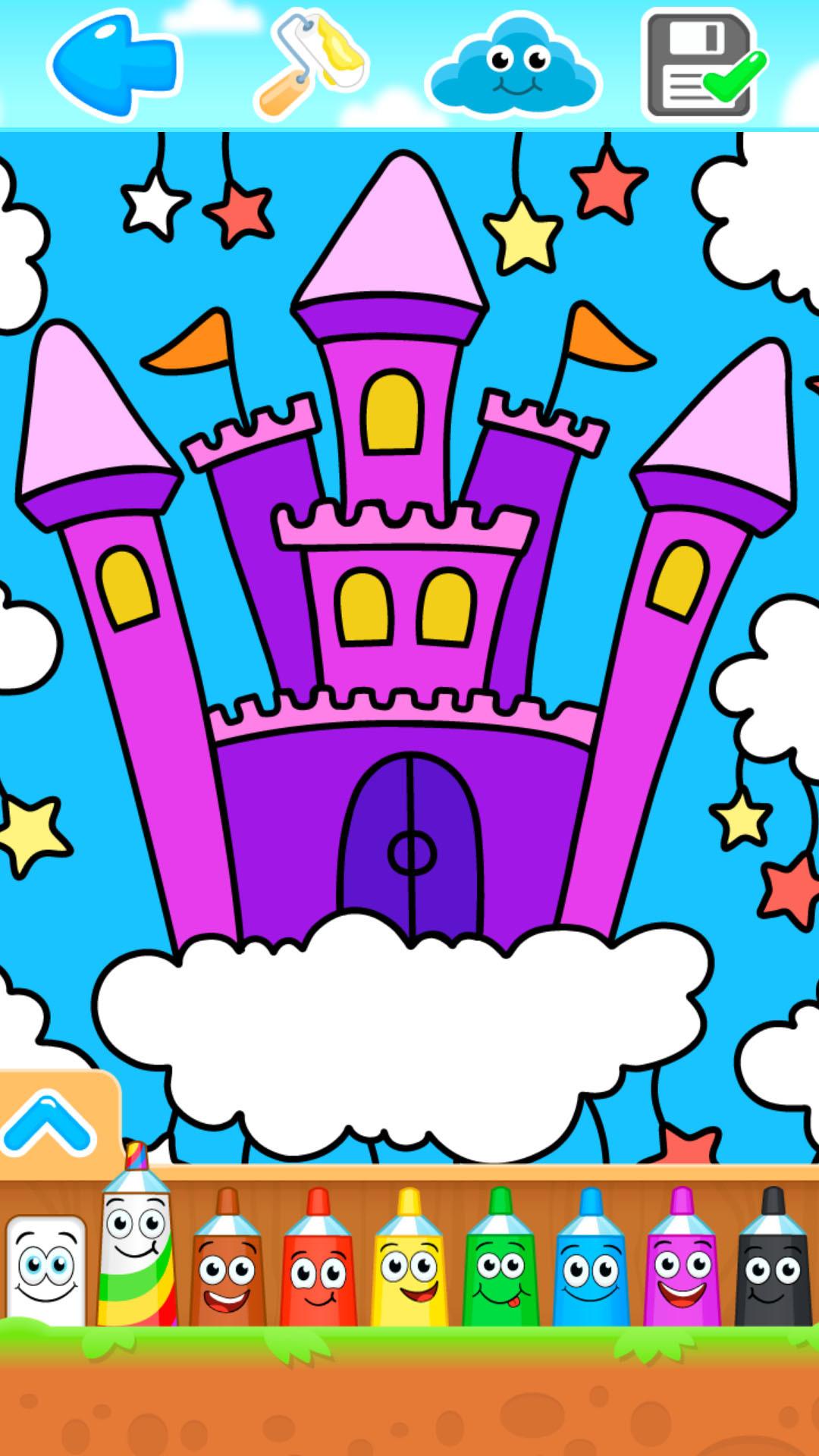 小公主画画世界软件截图1