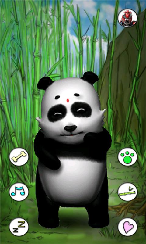 会说话的熊猫 精简版